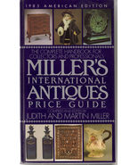 1985 MILLER'S Intl. ANTIQUES Price Guide American Edition - $6.95