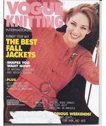 Vogue Knitting Magazine Fall 1996 - $8.99
