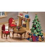 Mini Christmas Furniture For Doll Houses - $32.95