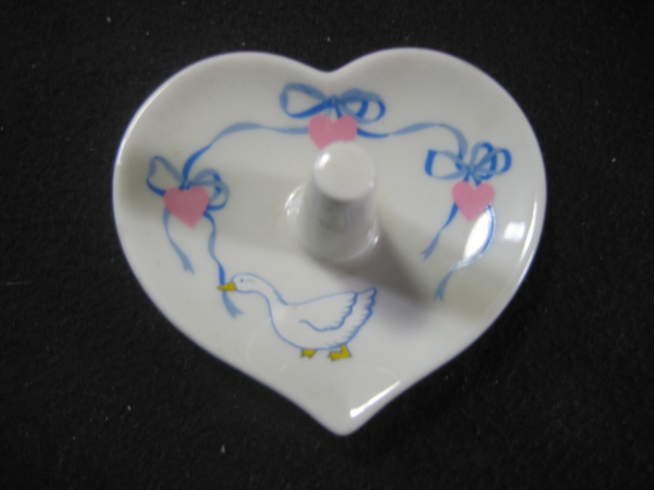 Ring Holder heart shaped