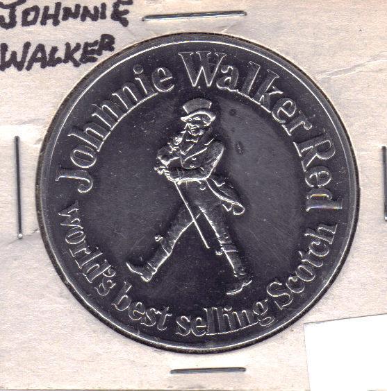 Johnnie walker token