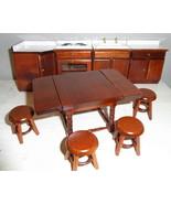 Kitchen Doll Furniture Wood Sink , Stove Etc - $32.95
