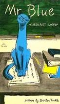 Mr. Blue Magnet - $7.99