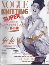 Vogue Knitting Magazine Winter 1991/1992 - $15.99