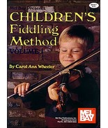 Children's Fiddling Method Vol 1/w/2 CDs!/New - $22.95