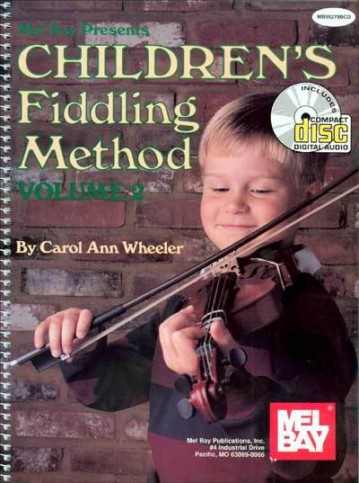 Primary image for Children's Fiddling Method Vol 2/w/2 CDs!/New