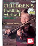 Children's Fiddling Method Vol 2/w/2 CDs!/New - $22.95