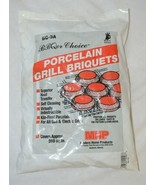 BBQer Choice BQ3A Porcelain Grill Briquets Gas And Electric Grills - $35.30