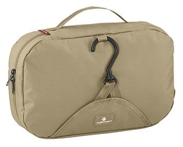 NEW EAGLE CREEK PACK-IT WALLABY HANGING TOILETRY SHAVE KIT TAN - $36.95