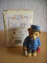 "1997 Cherished Teddies Exclusive ""Lloyd"" Figurine  - $30.00"