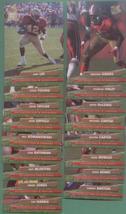 1992 Fleer Ultra San Francisco 49ers Football Team Set - $3.99