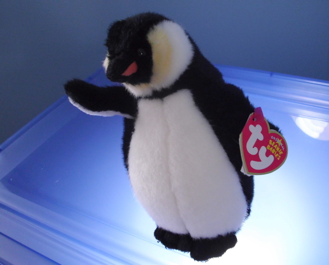 Primary image for Admiral TY Beanie Baby MWMT 2005 (2nd one)