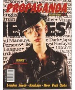 Propaganda  #25 Heroes Anarchy In Moscow London Suede Bauhaus New York C... - $12.78