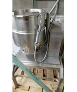 USED WILL SHIP! TDH/40 - GROEN STEAM JACKETED KETTLE TILTING 40 QUART CK - $1,181.82
