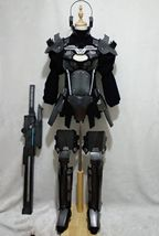 Customize Nier: Automata 2B Metal Gear Crossover Cosplay Armor for Sale - $760.00