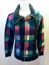 Divided by H&M Womens Sweat Jacket Multicolor Size 8 - $17.81