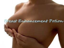 Breast Enhancement Potion Oil Results Voodoo Black Magic Amazing Natural - $59.00