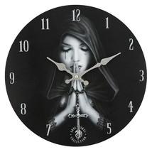 MDF Gothic Prayer Wall Clock  - $20.80