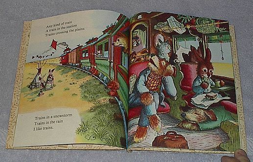The Friendly Book Vintage Little Golden Book