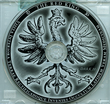 The Red King - Vitreolvm 2003 CD Corvus Corax Neoclassical - $4.00
