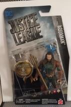 """DC Comics Justice League 6"""" Aquaman Base BAF """"LE"""" Mattel 2017 - $12.86"""