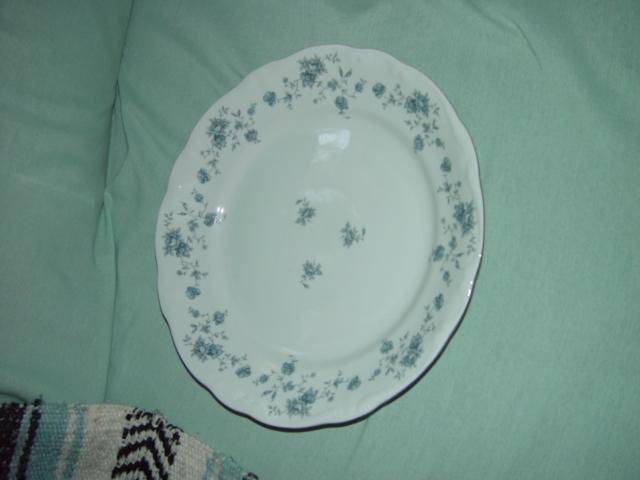 Traditions Fine China Johann Haviland Plate