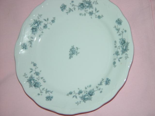 Traditions China Johann Haviland Bread Plate
