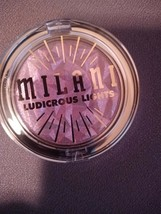 MILANI Ludicrous Lights Duo Chrome Highlighter, pink-AROo - $8.91