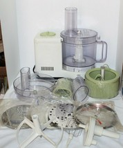 Braun Multipractic Deluxe Food Processor 4259 made in Germany - $118.80