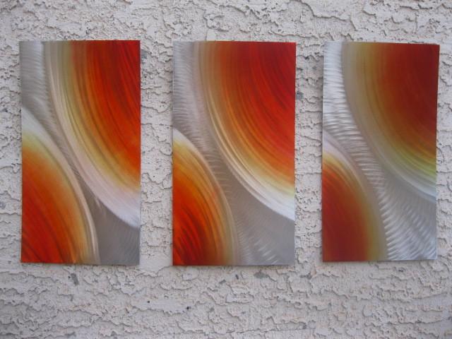 Sunburst panel 001