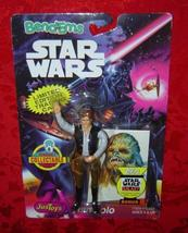 Star Wars Han Solo Bend-Ems Just Toys 1994 galaxy card - $10.00