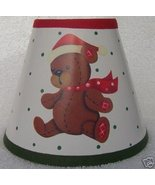 HOLIDAY BEAR Mini Paper Chandelier Lamp Shade - $6.50