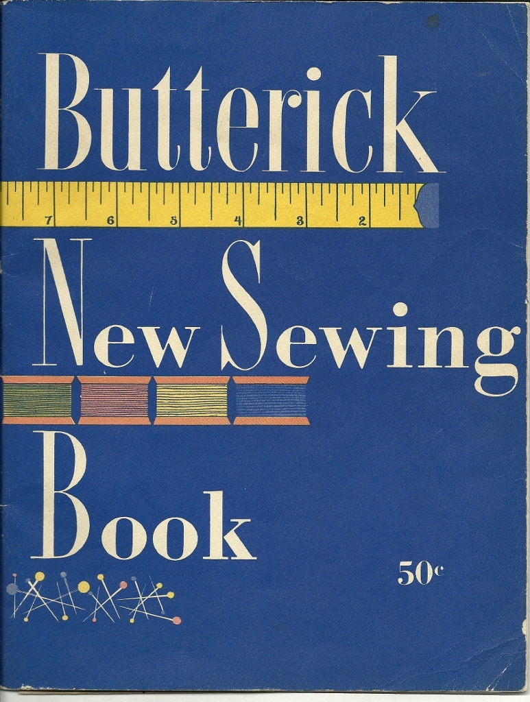Butterick new sewing