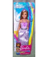 Barbie DREAMTOPIA Sparkle Mountain PRINCESS Doll in Purple New - $12.38