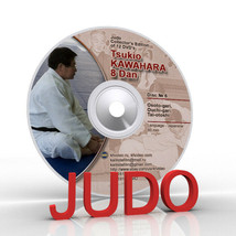 Judo.Tsukio KAWAHARA 8 DAN. Japanese judo (Disc only). - $8.60