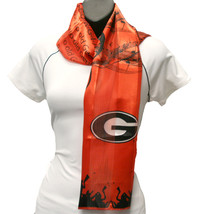 Georgia Bulldogs Officialy Licensed Ncaa Musical Scarf - $15.00