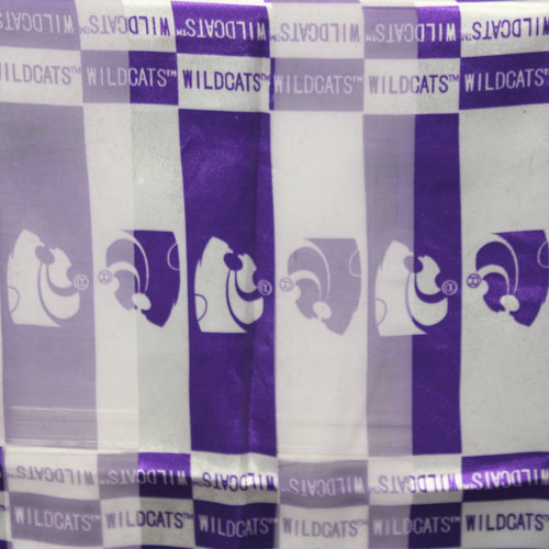 Kansas State Wildcats Officialy Licensed Ncaa Polyester Scarf