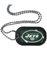New York Jets Dog NFL Tag Necklace - $13.00