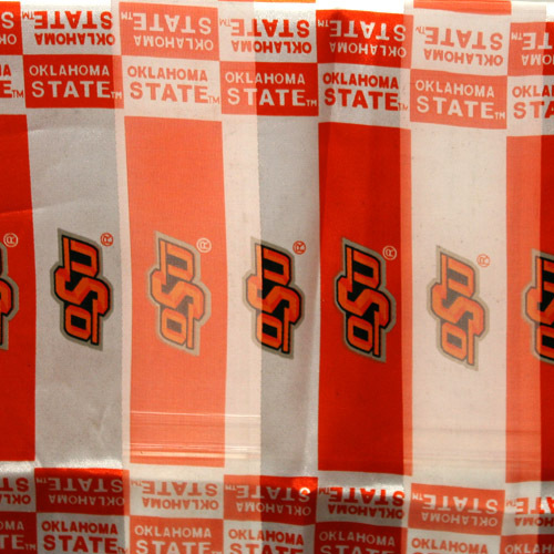 Oklahoma State Cowboys Officialy Licensed Ncaa Polyester Scarf