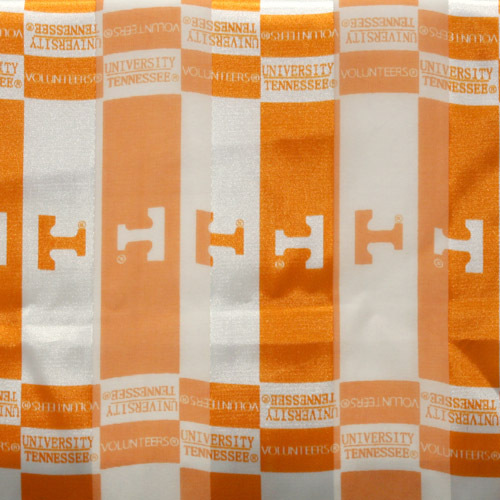 Tennesse Volunteers Officialy Licensed Ncaa Polyester Scarf