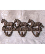 Rusty Iron Horse Hook Country Western - $8.95
