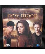 The Twilight Saga New Moon Board Game NIB Ages 10+ - $12.99