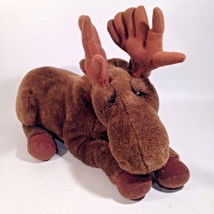 APPLAUSE LLC LOU RANKIN FRIENDS MARTY MOOSE PLUSH TOY  - $4.95