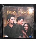 The Twilight Saga New Moon Board Game NIB Ages 13+ - $12.99