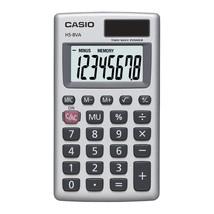 Casio 8-Digit Solar Plus Pocket Calculator - $7.99