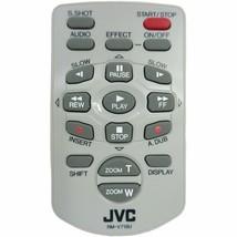JVC RM-V718U Factory Original Camcorder Remote GRD93US, GRD200US, GRDV800U - $10.29