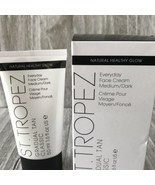 St. Tropez Gradual Tan Classic Everyday Face Cream, Medium/Dark 1.6 oz (... - $17.32