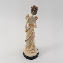 Marlo Collection by Artmark Victorian Lady Figurine in Frilly Dress image 3