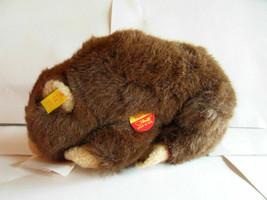 Steiff  bear Teddy brown bear all IDs made in Germany 799 - $71.24