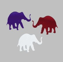 Confetti Elephant Red. White. Blue Mix bag tabletop republican-  FREE SHIPPING  - $3.95+